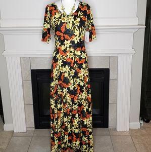 Lularoe A-line Maxi Dress